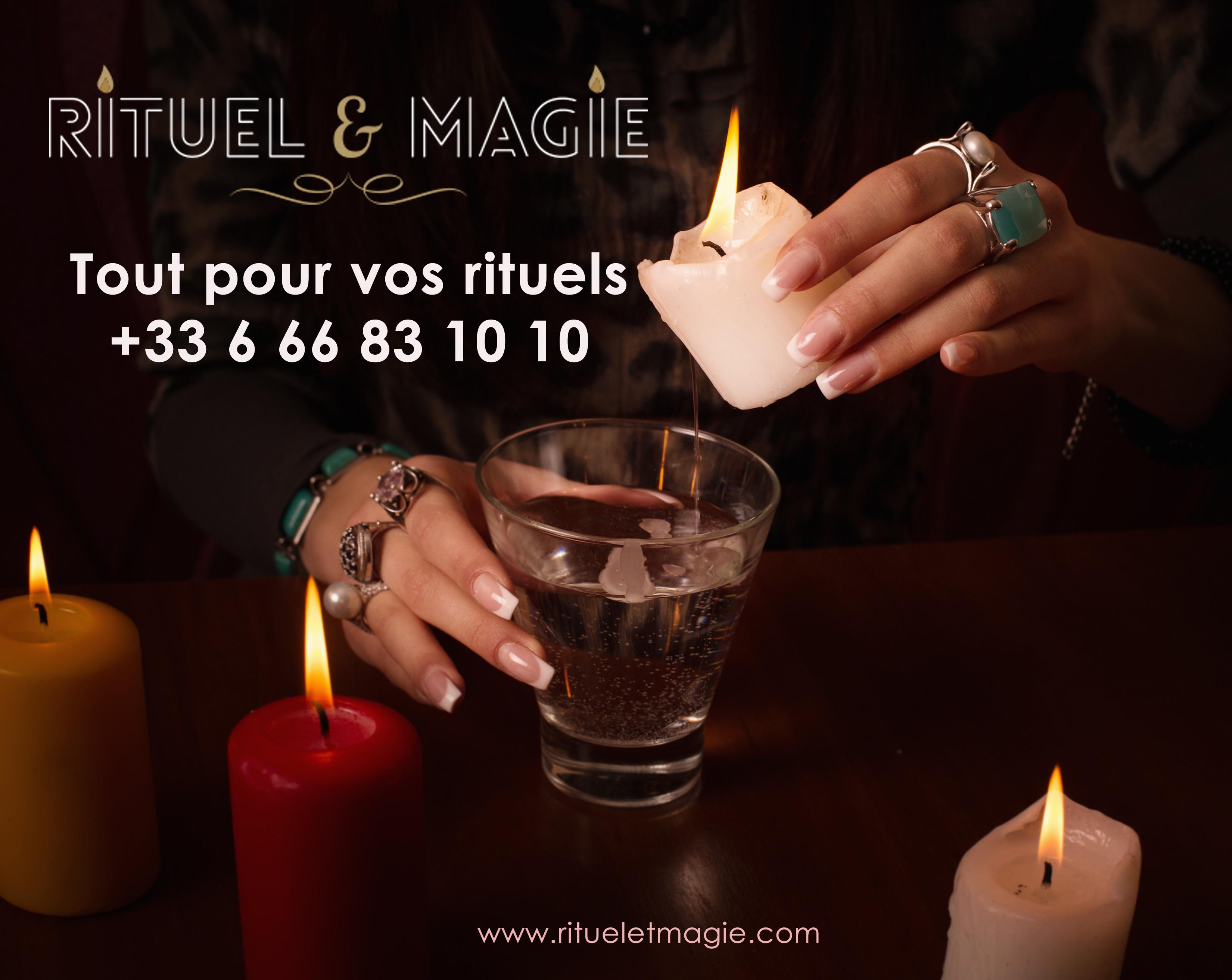 Rituel et magie - magie blanche